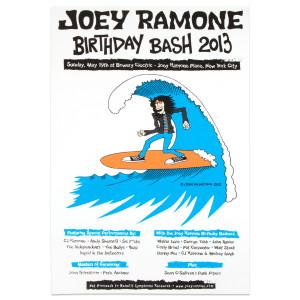 Birthday Bash 2013 Poster