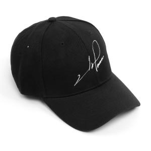 Joey Baseball Hat Black/White