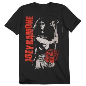 Joey Ramone Mic T-Shirt