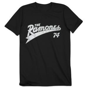Team Ramones '74 T-Shirt