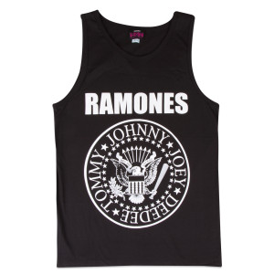 Seal Tank Top - Black