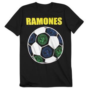 Ramones Soccer T-Shirt