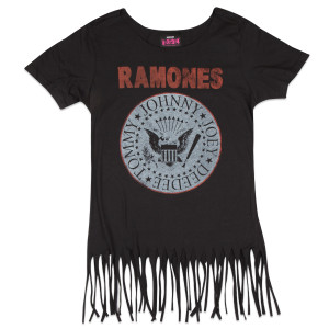 Seal Fringe Top