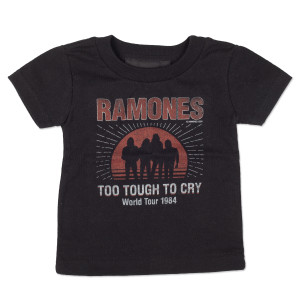Too Tough To Cry Toddler Tee