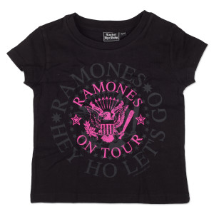 Ramones on Tour Toddler Tee