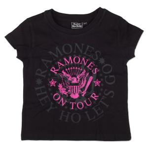 Ramones on Tour Toddler Tee