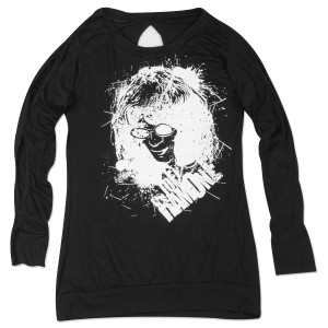 Ladies JR Portrait L/S Shirt