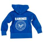 Ramones Kids Hoodie - Blue