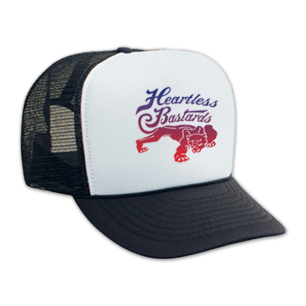 Heartless Bastards PANTHER trucker