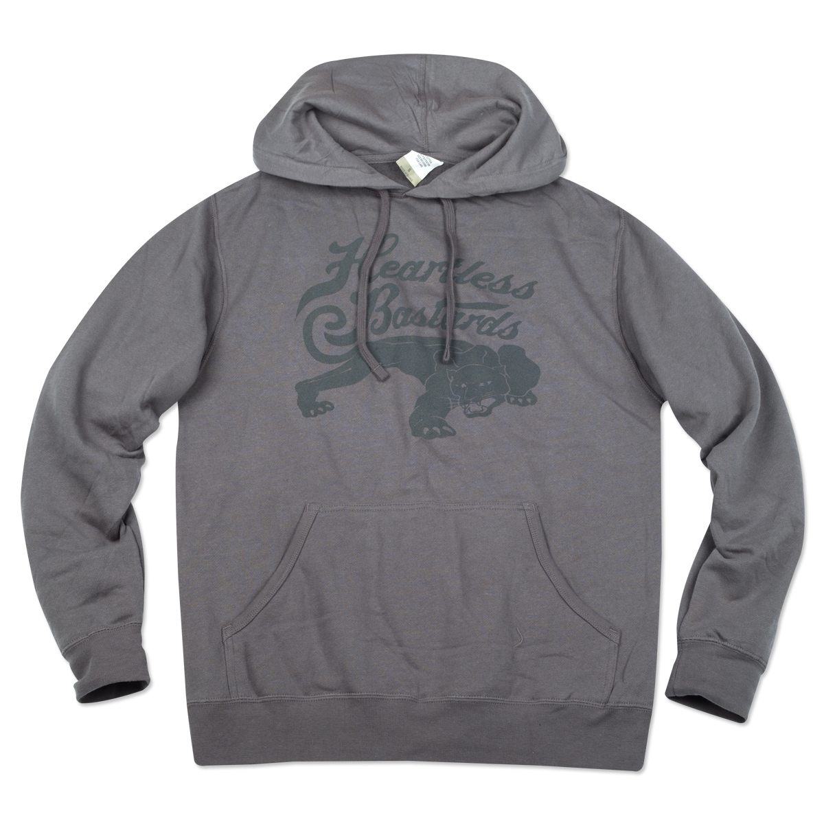 Heartless Bastards Panther Pullover Hoodie