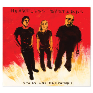 Heartless Bastards Stairs and Elevators CD