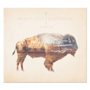 Heartless Bastards Arrow CD (SIGNED)