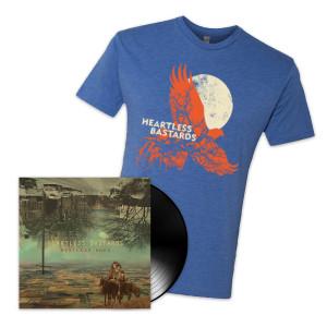 Heartless Bastards Restless Ones LP + T-shirt Bundle