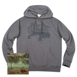 Restless Ones CD + Sweatshirt Bundle