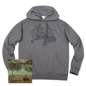 Restless Ones CD + Sweatshirt Bundle