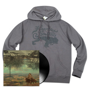 Restless Ones LP + Sweatshirt Bundle
