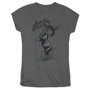 Women's Heartless Bastards Ram T-Shirt