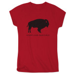 Women's Heartless Bastards Buffalo T-Shirt