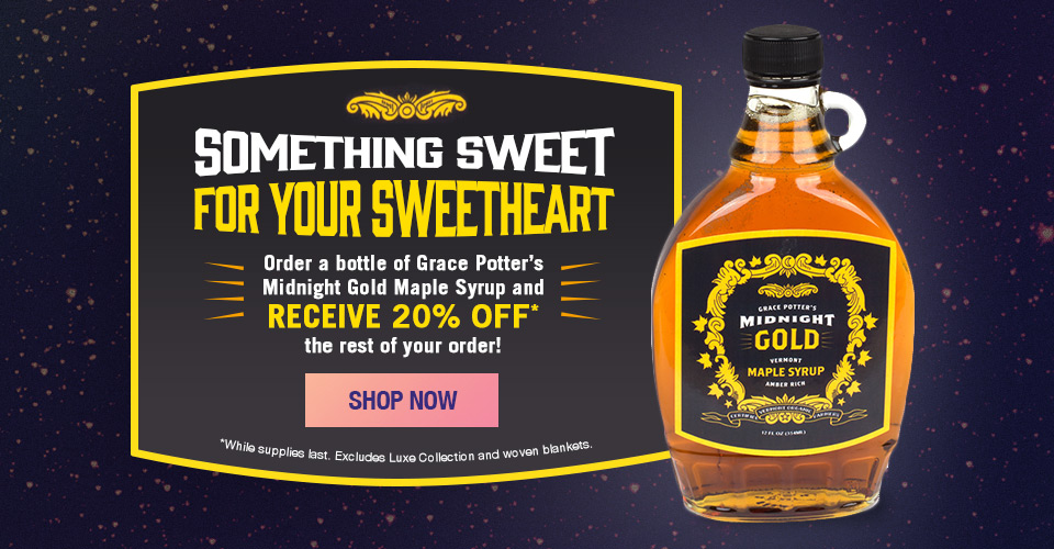 Buy Midnight Gold Maple Syrup and Save 20%!
