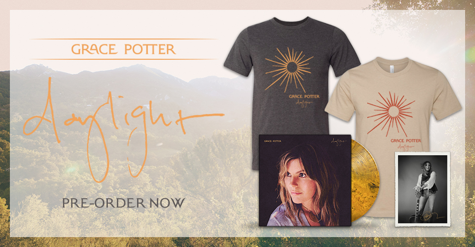 Grace Potter - Daylight - Pre-Order Now