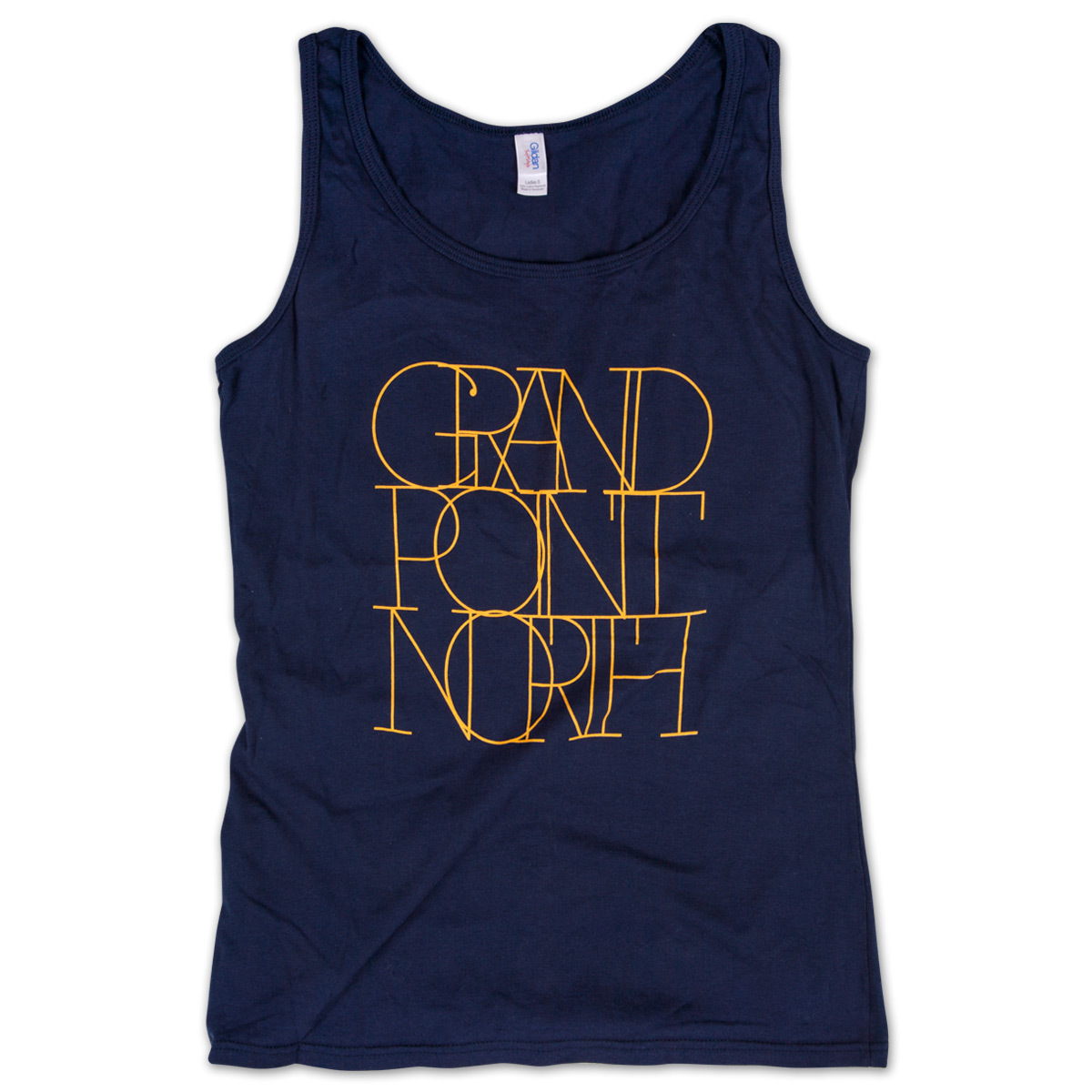 2012 Grand Point North Festival Women's Tank