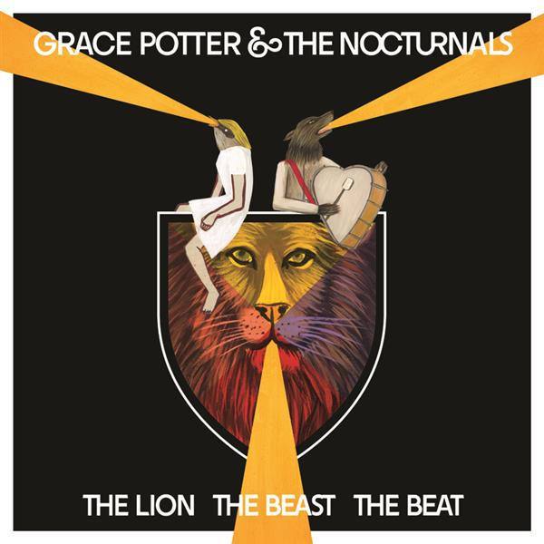 Grace Potter & The Nocturnals - The Lion the Beast the Beat MP3 Download