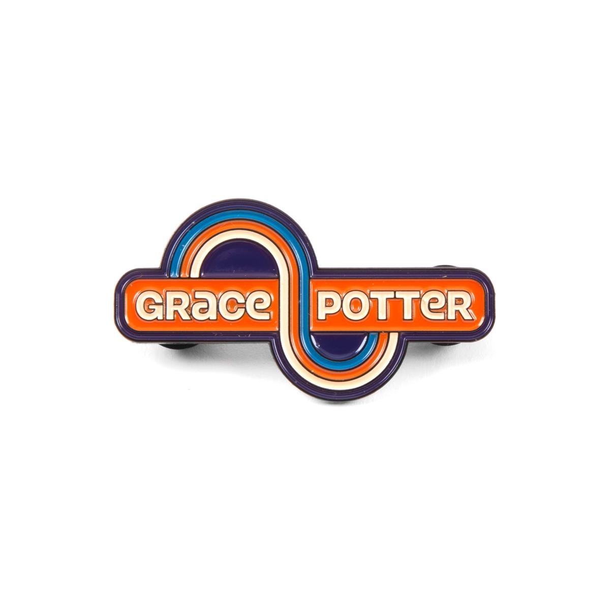 Grace Potter Lapel Pin