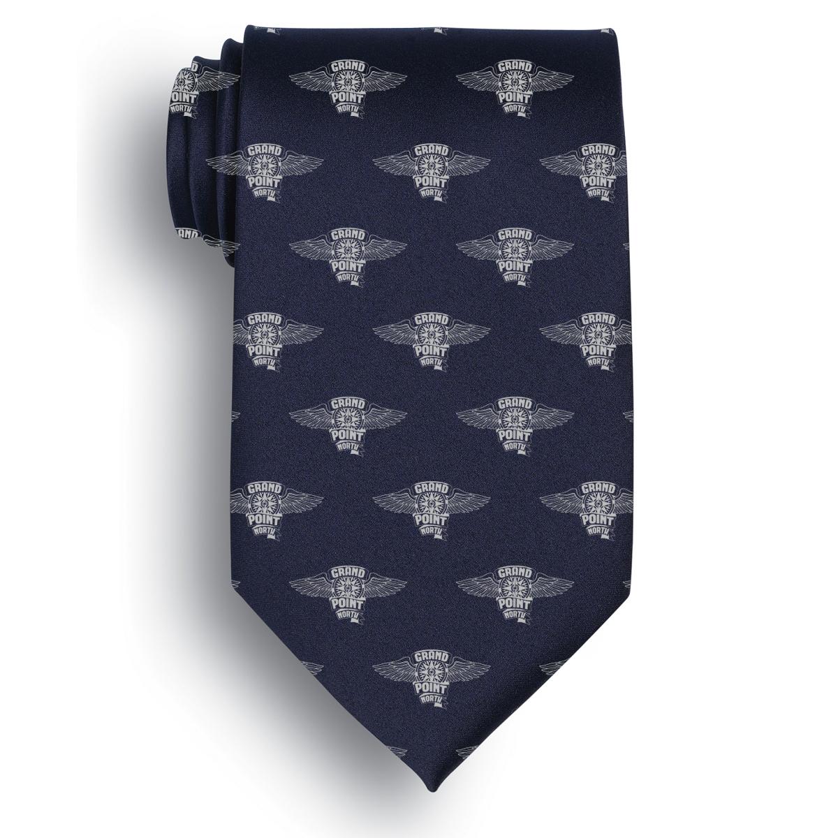 Grand Point North ® Necktie
