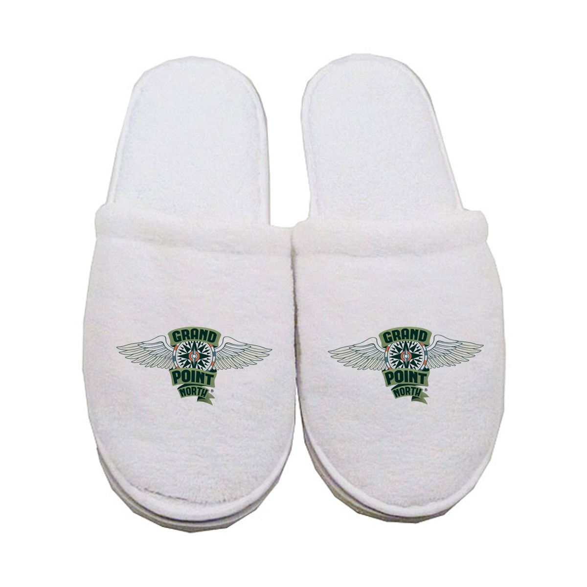 Grand Point North ® Slippers