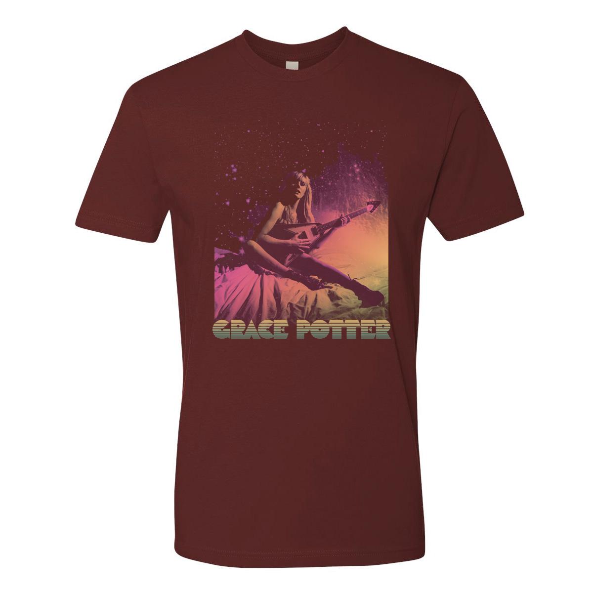 Grace Potter Flying V T-Shirt