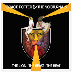 The Lion The Beast The Beat CD