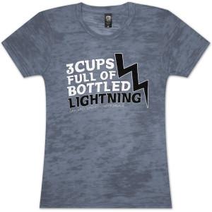 Grace Potter & The Nocturnals Lightning Girlie T-Shirt
