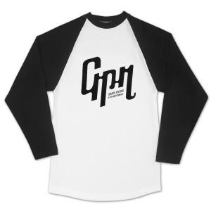 GPN Logo Baseball Raglan