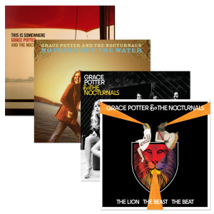 Grace Potter & The Nocturnals CD Bundle