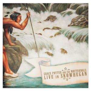 Grace Potter & The Nocturnals Live in Skowhegan CD