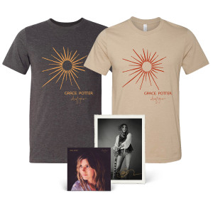 Daylight CD + Tee + Signed Litho