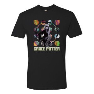Grace Potter Men's Space Tee