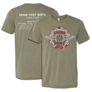 2018 Grand Point North Festival Tee