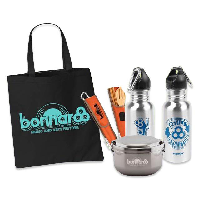 2015 Bonnaroo Mess Kit