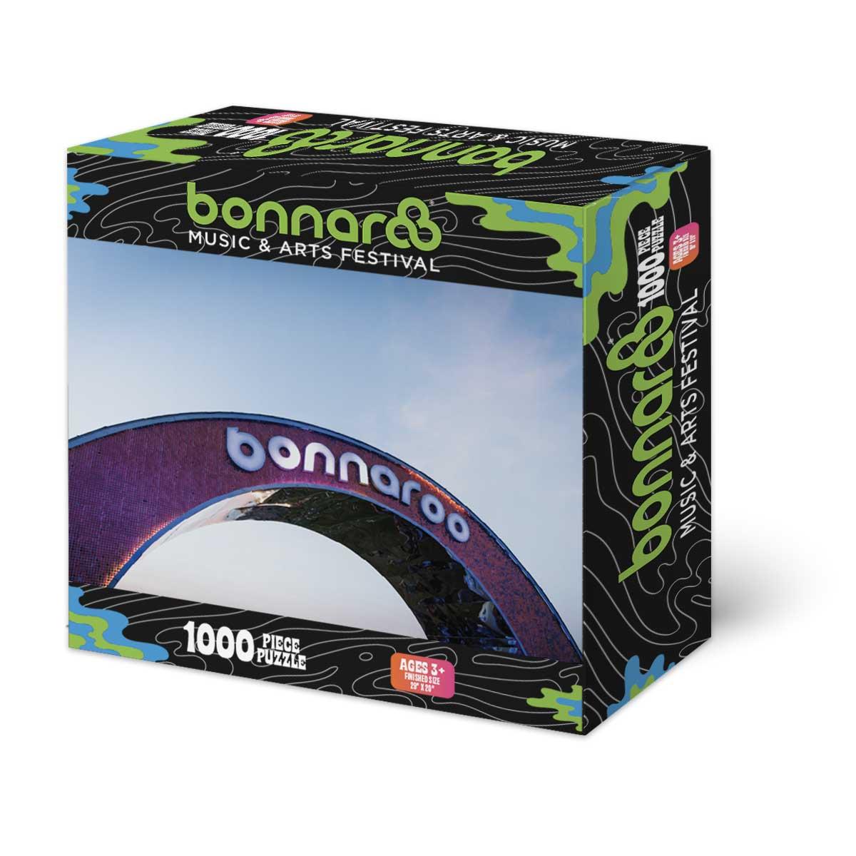 Bonnaroo Puzzle - 1000 pc