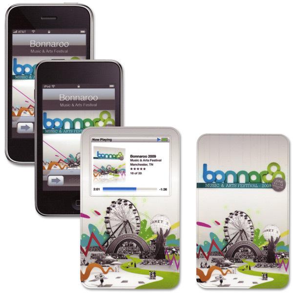2009 Bonnaroo iPod/iPhone skin