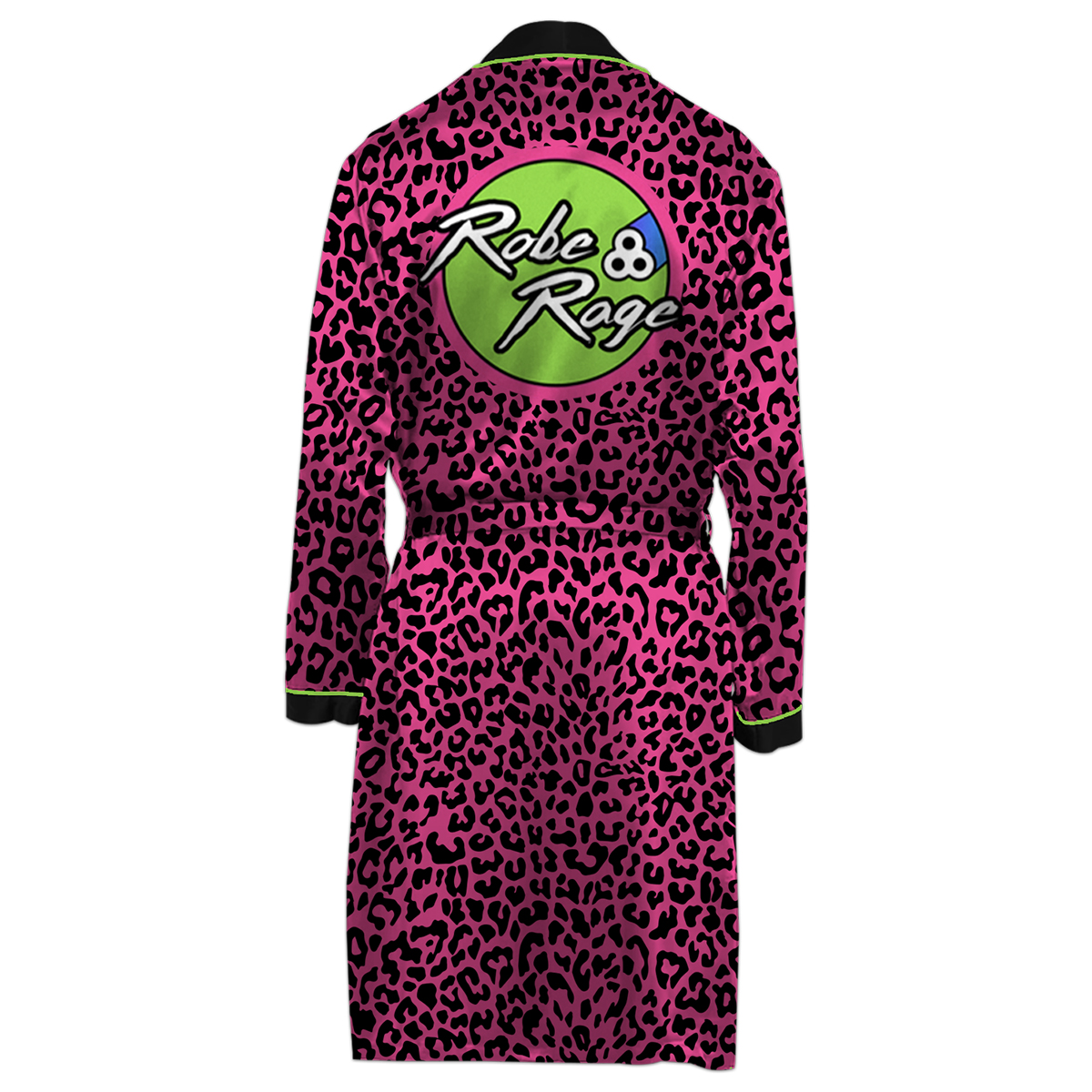 Robe Rage Satin Robe
