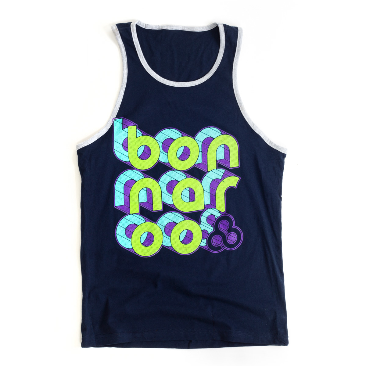 Bonnaroo 2017 Stacked Tank Top