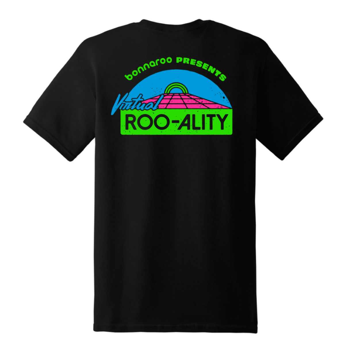 ROO-ALITY GRID EVENT TEE