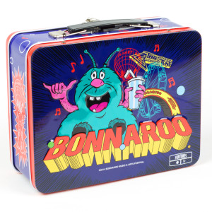 2014 Bonnaroo Lunchbox