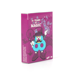 Bonnaroo Playing Cards 15 Years Of Magic