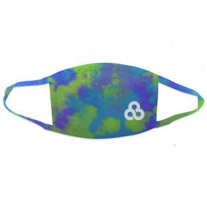 Bonnaroo Tie Dye Mask
