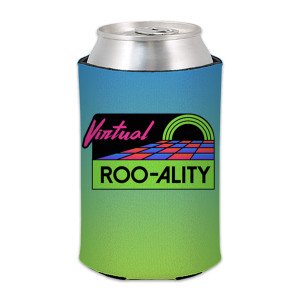 VIRTUAL ROO-ALITY KOOZIE