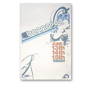 Bonnaroo - 2003 Festival Poster