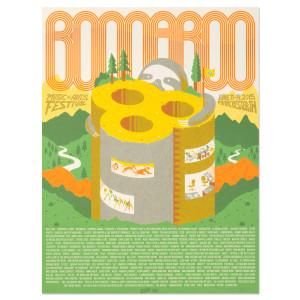 Bonnaroo - 2015 Event Poster